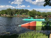 water ski jumping equipment
