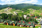 Bukovel Summer View