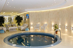 Indoor Swimming Pool at Panorama De Luxe Hotel, Odessa