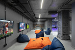 TV and Play zone A-HOSTEL KYIV