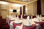 Banquet Facilities at KIROFF Hotel, Kharkiv